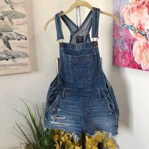 Abercrombie & Fitch Jeans Shorts Overalls Size S
